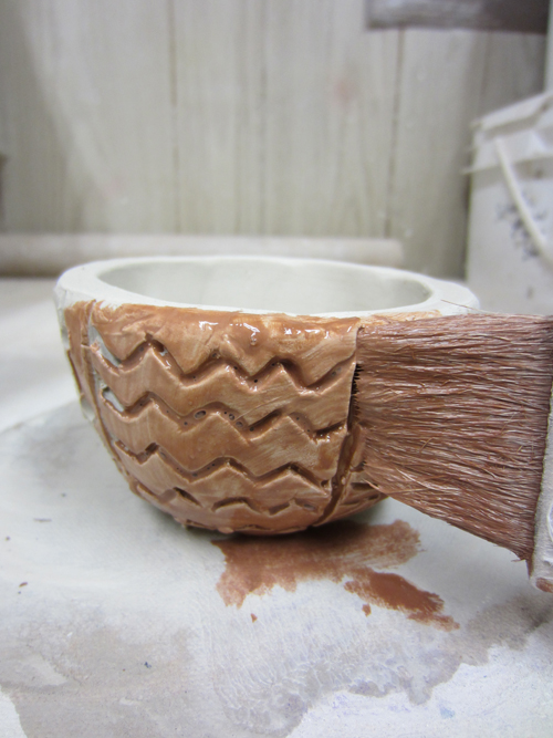 History Classroom Decorations ~ Ceramics zen doodle pinch pot art project for your