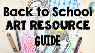 Back To School Art Projects for your Classroom