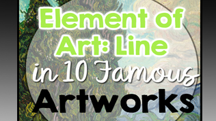 Element of Art: Line in 10 Famous Artworks