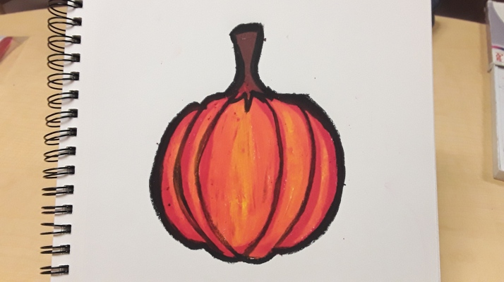 Learn How to Create this Autumn Pumpkin Art Project in your Classroom for Art Teaching Success! Plan quickly and teach confidently. Click to see this art tutorial! Art Teacher   Art Teacher Resource   Art Projects for Kids   Elementary Art Project   Middle School Art Project   Primary Art Project   Art Teacher Tips   Art Teaching Ideas   Art Education   Ms Artastic   Ms Artastic Resources