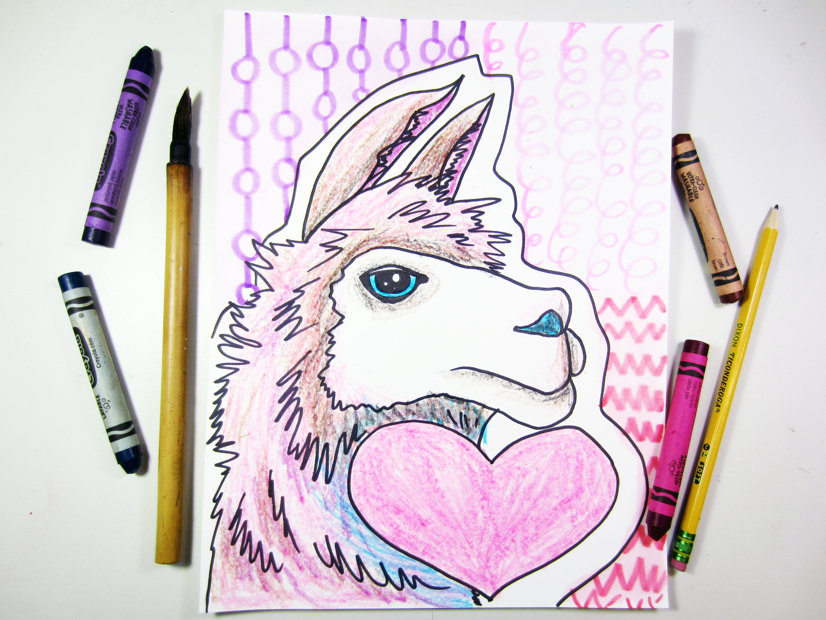 5 Ideas for Valentine's Day Art Activities in your Clasroom